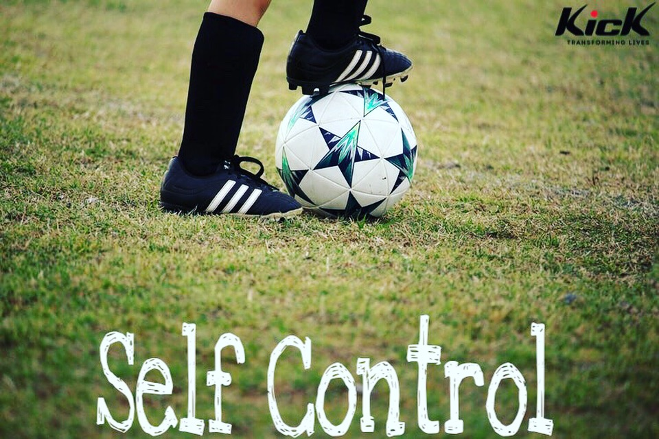 Self Control: Controlling your chimp